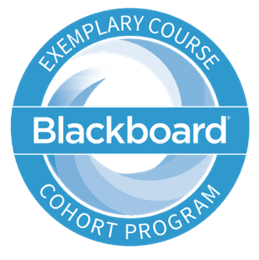 Blackboard Exemplary Course Cohort Program
