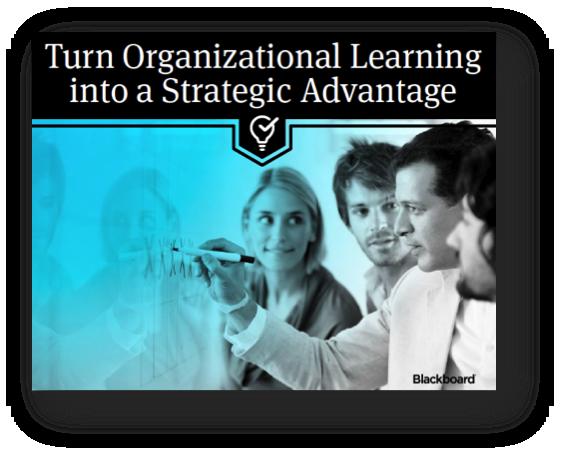 Turn organizational leanring into a strategic advantage - thumbnail