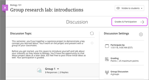 Group research lab