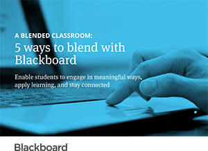 5 ways to blend with Blackboard-thumb
