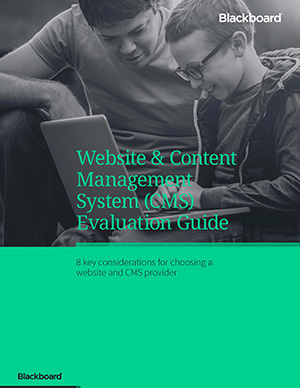 Website & CMS Evaluation Guide thumb