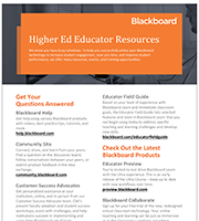 Educator resources list- thumb