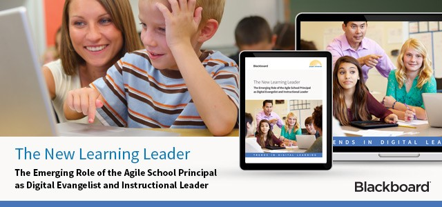The new learning leader: The emerging role of the agile school principal as digital evangelist and instructional leader