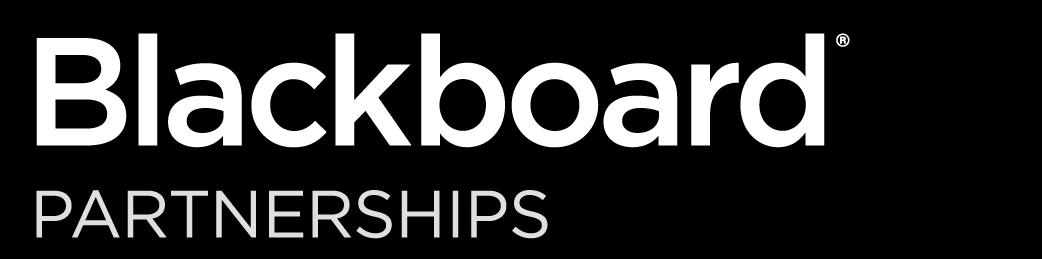 Blackboard Partnerships Newsletter