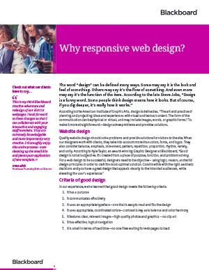 Why responsive web design thumb